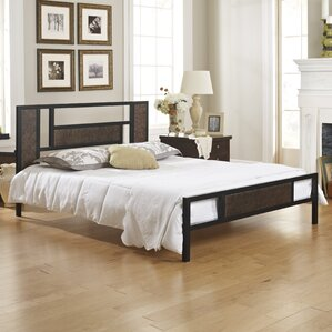 Platform Bed by Eco-Lux