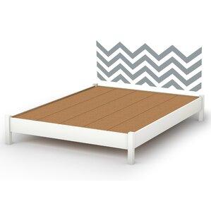 Step One 13.5in Tall Queen Platform Bed by South Shore Top Reviews
