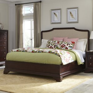 Newport Platform Bed by Cresent Furniture