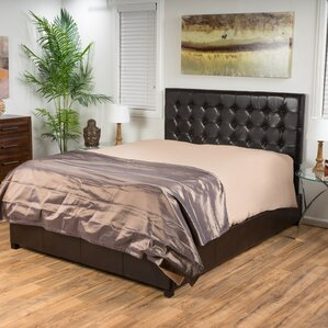 Ridgewood Upholstered Panel Bed by Alcott Hill®