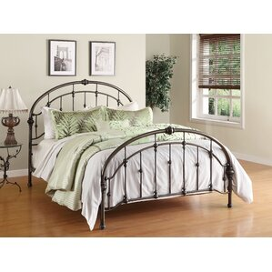 Homestead Queen Metal Bed by Alcott Hill® Top Reviews