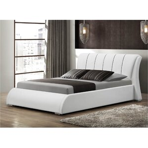 Courtney Upholstered Platform Bed by Wildon Home ®