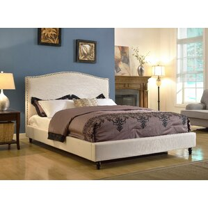 Upholstered Platform Bed by Darby Home Co®