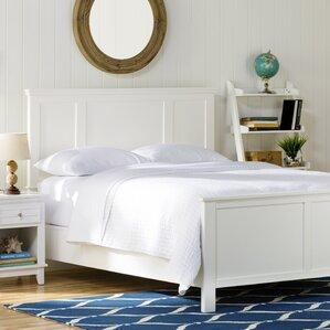 Queen Panel Bed by Breakwater Bay