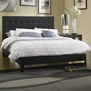 Tysen Upholstered Platform Bed by Varick Gallery®