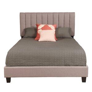 Queen Upholstered Panel Bed by Brayden Studio®