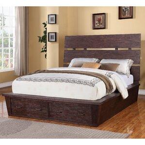 Walsenburg Slat Panel Bed by Trent Austin Design®