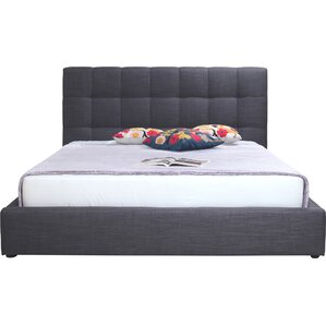Upholstered Platform Bed by Latitude Run
