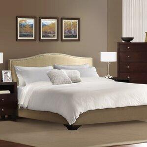 Upholstered Platform Bed by Red Barrel Studio®
