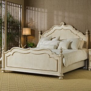 Mariana Panel Bed by One Allium Way®