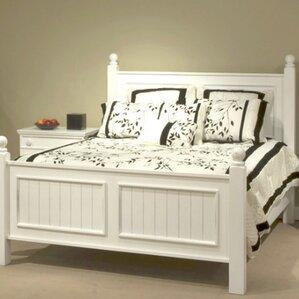 Roselle Panel Bed by Breakwater Bay