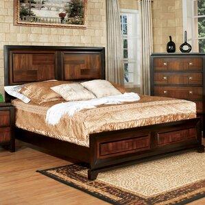 Diamondback Panel Bed by Red Barrel Studio®