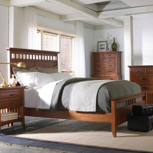 Carolyn Panel Bed by Darby Home Co®