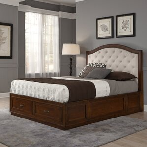 Myra Upholstered Storage Platform Bed by Darby Home Co®