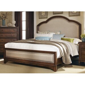 Murdock Upholstered Panel Bed by Darby Home Co®