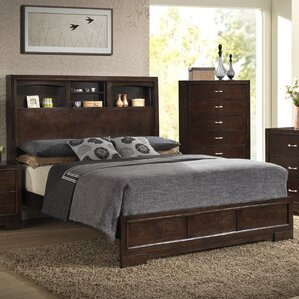 Tahoe Platform Bed by Wildon Home ®