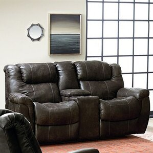 Montgomery Double Reclining Loveseat By Lane Furniture On Sale Loveseats