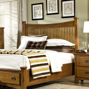 Pasilla Platform Bed by Imagio Home by Intercon