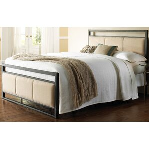 Danville Upholstered Panel Bed by Fashion Bed Group