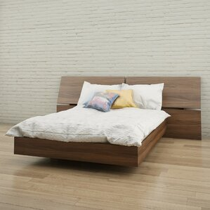 Aristocles Platform Bed by Mercury Row®