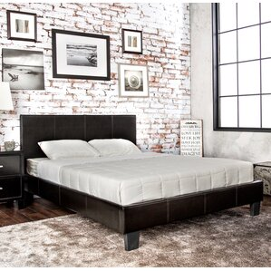Aberdeen Upholstered Platform Bed by Andover Mills®
