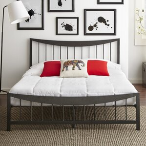 Cordlandt Platform Bed by Varick Gallery®