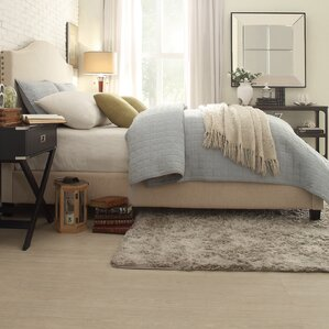 Leonora Upholstered Platform Bed by Three Posts