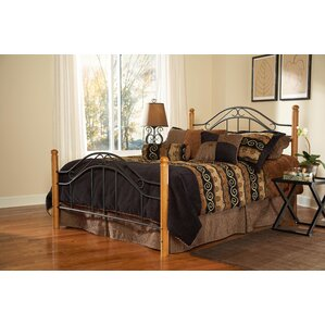 Richardton Panel Bed by August Grove®