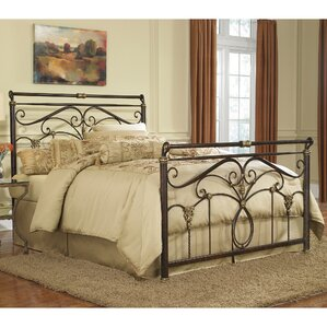 Lucinda Panel Bed by Fashion Bed Group