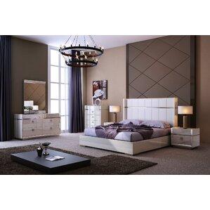 Paris Platform Bed by J&M Furniture