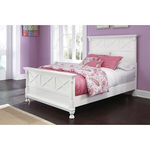Jeffersonville Panel Bed by Darby Home Co®