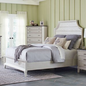 Mystic Cay Panel Bed by Avalon Furniture