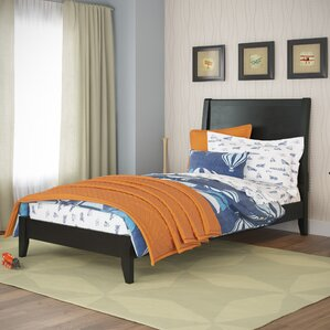 Tyre Platform Bed by Three Posts Compare Price