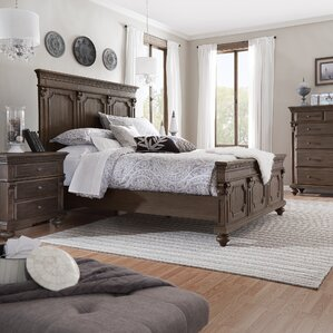 Hartsville Panel Bed by Darby Home Co®