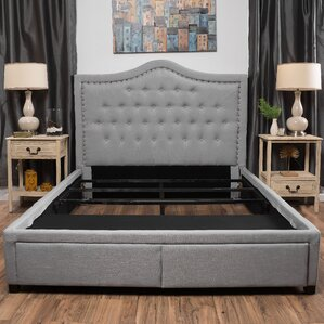 Panel Bed by Darby Home Co®