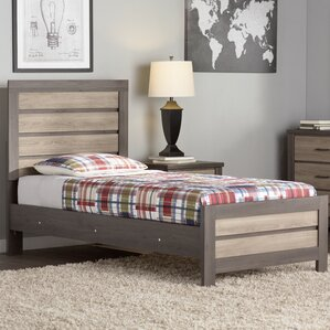 Lawson Panel Bed by Andover Mills®