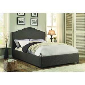 Cantrall Upholstered Platform Bed by Darby Home Co®