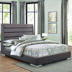Carolyn Upholstered Platform Bed by Latitude Run