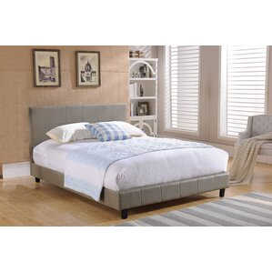 Laleia Upholstered Platform Bed by Varick Gallery®