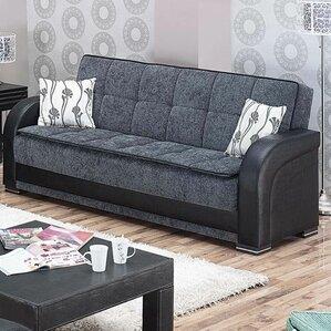 sofa beds youll love oklahoma sleeper sofa by beyan signature cheap