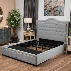 Saltsman Panel Bed by Darby Home Co®