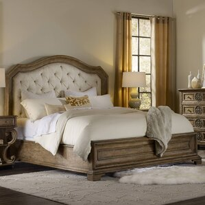 Solana Panel Bed by Hooker Furniture