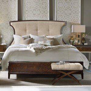 Skyline Platform Bed by Hooker Furniture
