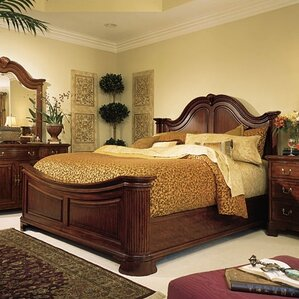 Cherry Grove Panel Bed by American Drew