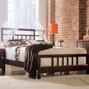 Tribecca Panel Bed by American Drew