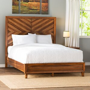Kevin Panel Bed by August Grove® On sale