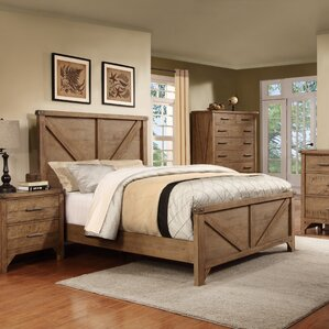 Telluride Panel Bed by Avalon Furniture
