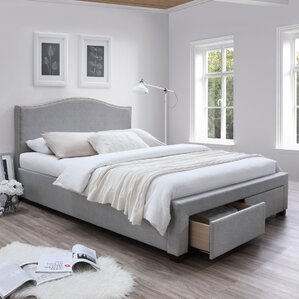 Elmsford Upholstered Platform Bed by Brayden Studio®