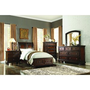 Kirchner Storage Panel Bed by Darby Home Co®