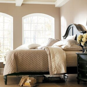 Lewiston Panel Bed by Canora Grey